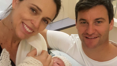 "New Zealand PM Jacinda Ardern and her partner Clarke Gayford are a ""fabulous example to modern parents""."