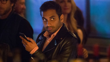 Aziz Ansari in Netflix's Master of None.
