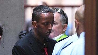 Melbourne terror plotter Ali Khalif Shire Ali.