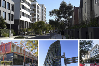 Buildings across Sydney have been evacuated due to safety concerns.