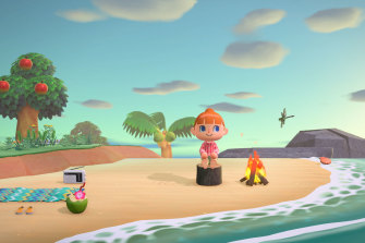 Find fossils and propagate fruit in Animal Crossing: New Horizons.