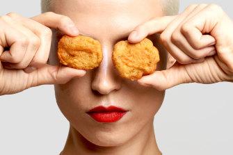 Nuggs are Simulate's chicken nugget alternative.