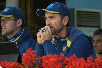 """""""An amazing opportunity"""": Justin Langer"""