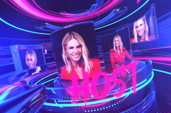 Sonia Kruger will host the upcoming reboot of Big Brother, which continued filming through much of the pandemic.