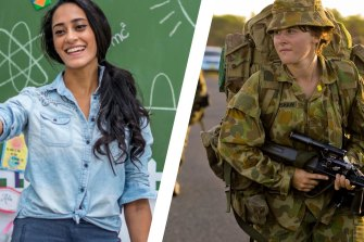 NSW wants a defence force-style recruitment campaign to lure potential teachers