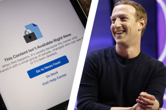Facebook has banned local and international articles from its platform in Australia.