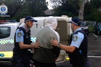 Four men were arrested over the alleged kidnapping.
