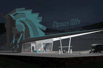 Kentucky Route Zero verges on art in its narrative approach.