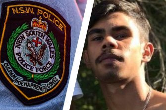 Gordon Copeland is missing from Moree after Police followed him to the river.