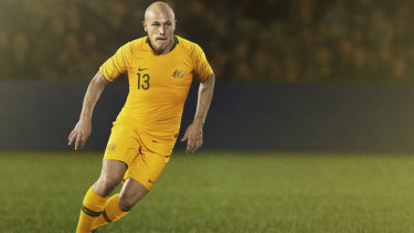 4c0b7c7abb1 Marketing slogan trumped tradition for controversial Socceroos kit