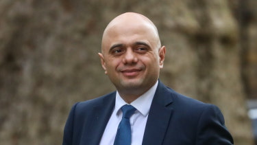 Sajid Javid is appointed Chancellor of the Exchequer in Boris Johnson's new Cabinet.