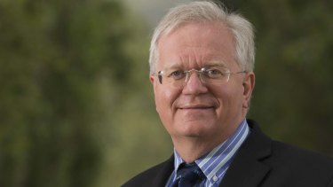 The Prime Minister wants to speak with ANU vice-chancellor Brian Schmidt (pictured).