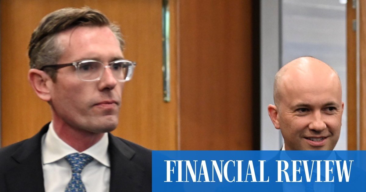 NSW suspends debt inflows to $15b Generations FundThe Australian Financial Review