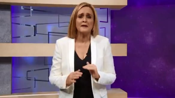 Samantha Bee lashes back at her critics over Ivanka Trump 'c-word' controversy