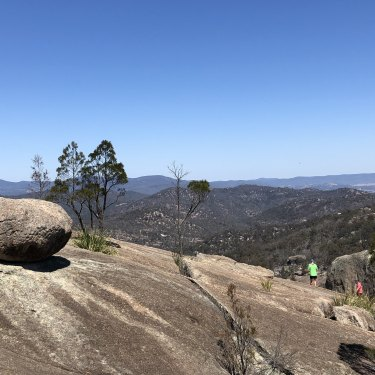 Girraween National Park is particularly popular.
