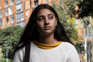 Navjot Kaur is one of many young people who think their quality of life is being compromised by climate change inaction.