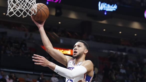 Philadelphia and Utah claim NBA road wins