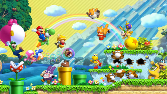 New Super Mario Bros. U Deluxe review: a modern Mario masterpiece