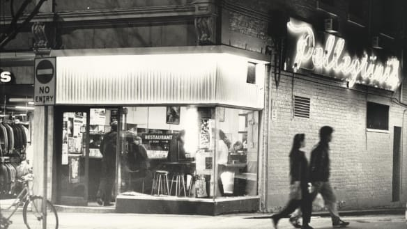 Flashback 1986: Pellegrini's, the flavour of Rome preserved