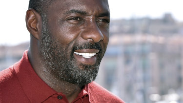Idris Elba received the test as part of his work.