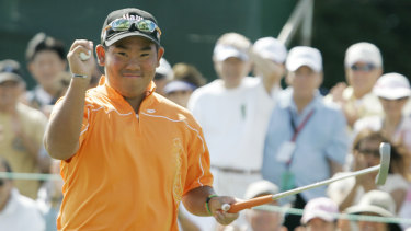 Professional golfer Tadd Fujikawa, seen here playing in the 2007 Sony Open, has revealed he is gay.