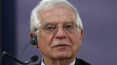European Union foreign policy chief Josep Borrell suggest mutually agreed land swaps instead of the annexation of territories planned by Israel.