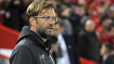 """""""We've had two days to fight back on track and I'd say that's worked"""": Jurgen Klopp."""