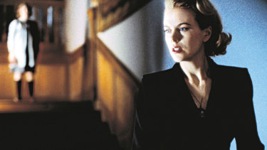 Nicole Kidman is a haunted mother in The Others.