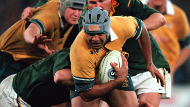 World Cup-winning former Wallaby Toutai Kefu is among several Australians in the frame for incoming coach Dave Rennie