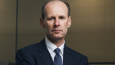 ANZ chief executive Shayne Elliott denied the bank's partial rate cut was a case of it putting profits before people.