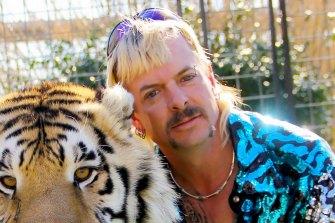 Joe Exotic, aka the Tiger King, titular protagonist of the popular Netflix series.