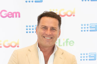 "Karl Stefanovic is poised for a major return to television after six months ""decompressing""."