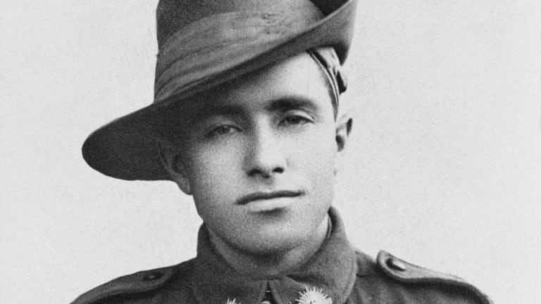"""Dalziel was awarded the Victoria Cross for """"most conspicuous bravery and devotion to duty when in action with a Lewis gun section""""."""