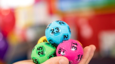 One Brisbane man has claimed his $50 million prize but another Queenslander is yet to come forward.