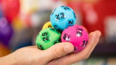 Lotto win.