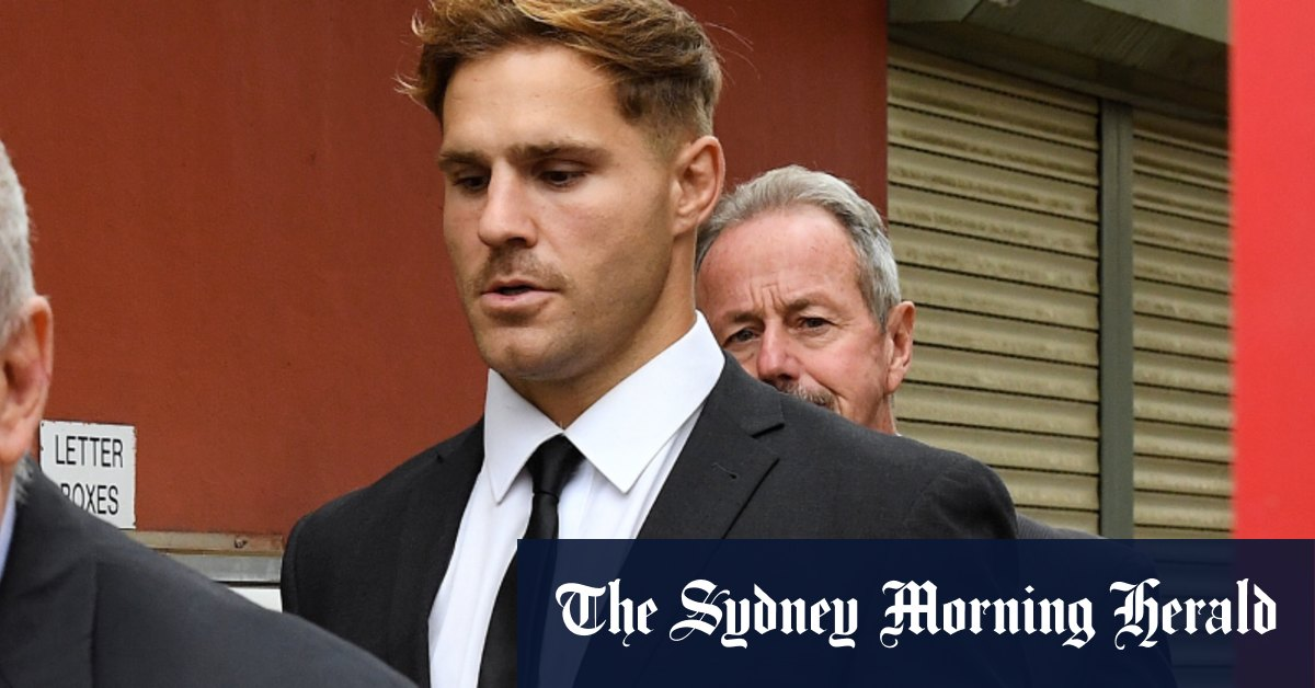 Jack de Belin's accuser deleted messages about getting 'high' defence says – Sydney Morning Herald