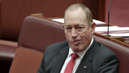 'Real and direct harm': Senate censures Fraser Anning for Christchurch comments