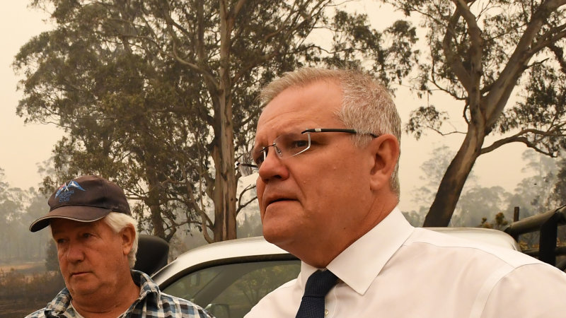 Morrison Must Reconcile The Extremists