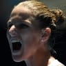 'I didn't choke': Williams tips hat to Pliskova for match of her life