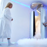The lowdown on cryotherapy