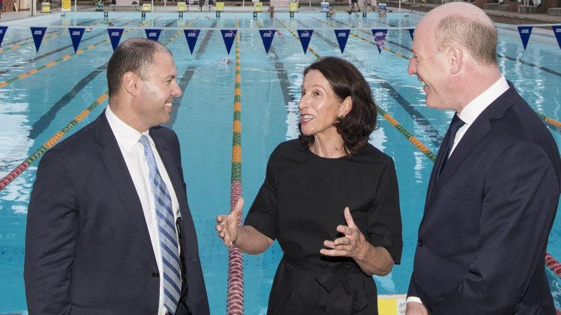 A 'regional facility': Sydney mayor defends $10 million pool grant