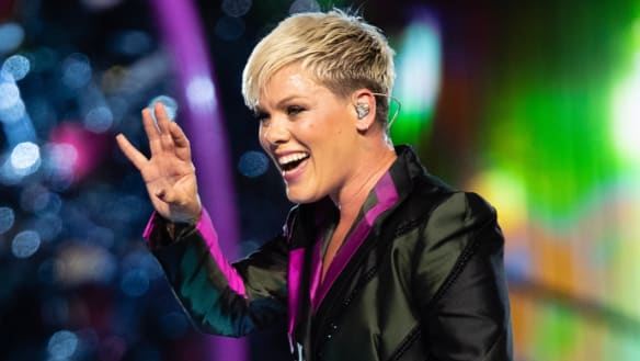 New show dates announced as Pink reveals she was 'rushed to hospital'