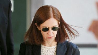 Queensland's former chief scientist Suzanne Miller is facing sentencing.