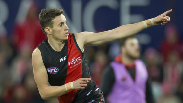 Orazio Fantasia's performance was a bright spot for the Bombers.