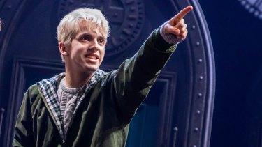 William McKenna as Scorpius Malfoy.