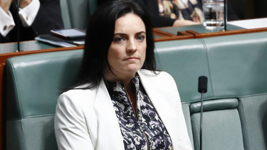Senior Labor figures are urging Emma Husar to resign.