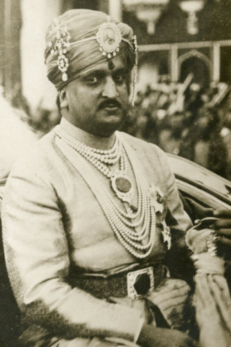 Hari Singh, Maharaja of Kashmir.
