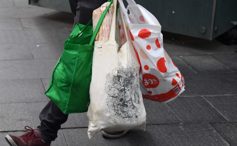 The outrage over plastic bags is typical of how customers behave.