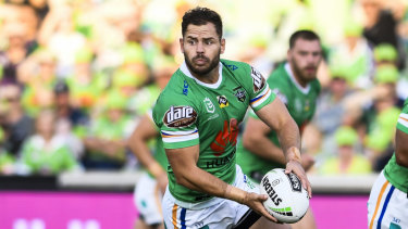 Aidan Sezer is out of the Knights game with a stomach injury.