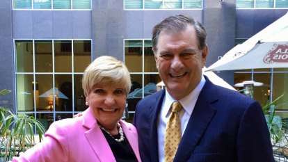 Texan mayors visit Brisbane in a bid to bring Australians to the US